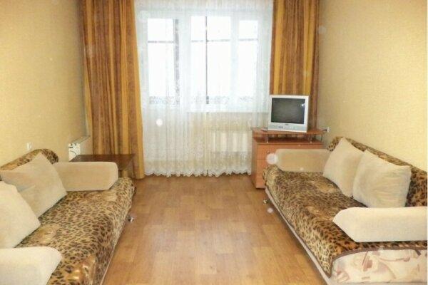 1-комн. квартира, 40 кв.м. на 3 человека, улица Чапаева, 13к1, Нижневартовск - Фотография 1