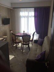 3-комн. квартира, 45 кв.м. на 4 человека, улица Просвещения, Адлер - Фотография 1