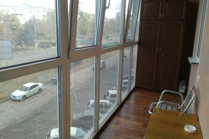 1-комн. квартира, 40 кв.м. на 3 человека, проспект Октябрьской Революции, 20, Севастополь - Фотография 7
