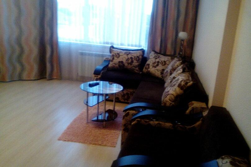 1-комн. квартира, 46 кв.м. на 4 человека, Луначарского, 34, Геленджик - Фотография 2