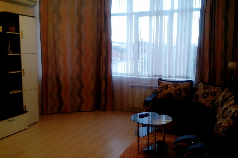 1-комн. квартира, 46 кв.м. на 4 человека, Луначарского, 34, Геленджик - Фотография 3