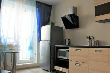 1-комн. квартира, 40 кв.м. на 2 человека, улица Чичерина, Курчатовский район, Челябинск - Фотография 4