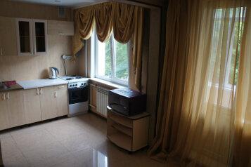 2-комн. квартира, 75 кв.м. на 4 человека, улица Мичурина, Красноярск - Фотография 3