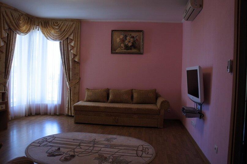 Дом для семейного отдыха, 125 кв.м. на 8 человек, 2 спальни, Рабочая улица, 7А, Ялта - Фотография 5