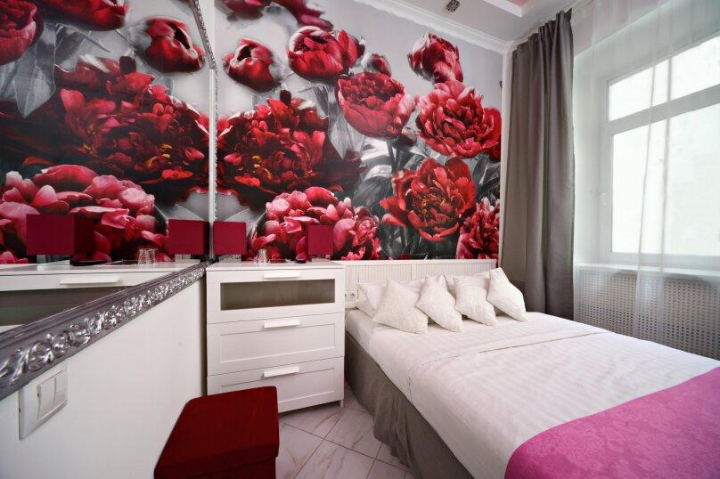 Стандартный двухместный с 1 двуспальной кроватью, улица Арбат, 49, метро Смоленская, Москва - Фотография 1