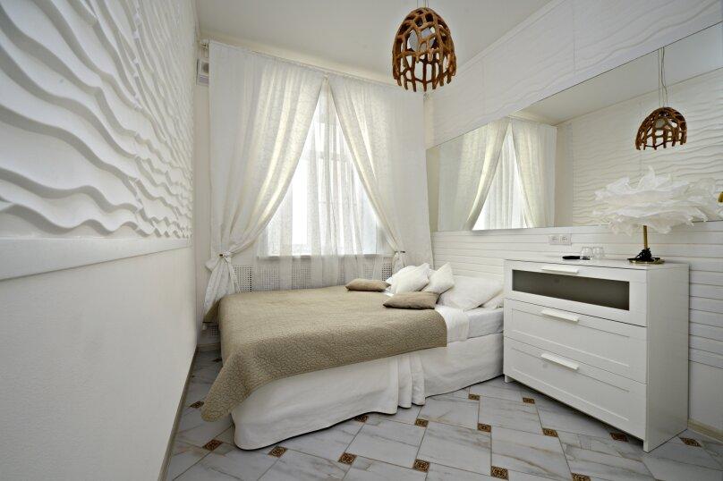 Стандартный одноместный с 1 односпальной кроватью, улица Арбат, 49, метро Смоленская, Москва - Фотография 1