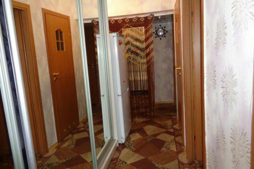 3-комн. квартира, 62 кв.м. на 8 человек, Севастопольская улица, 14, Саки - Фотография 12