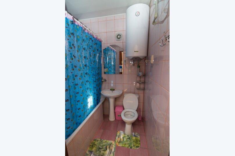 Дом для отдыха, 40 кв.м. на 8 человек, 2 спальни, Кастельская, 6, Лазурное, Алушта - Фотография 9