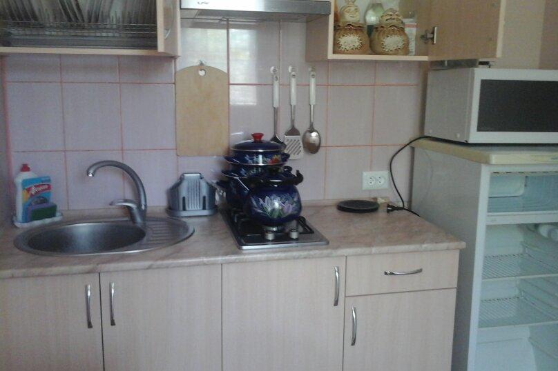 Дом для отдыха, 40 кв.м. на 8 человек, 2 спальни, Кастельская, 6, Лазурное, Алушта - Фотография 14