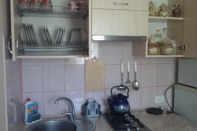 Дом для отдыха, 40 кв.м. на 8 человек, 2 спальни, Кастельская, 6, Лазурное, Алушта - Фотография 15