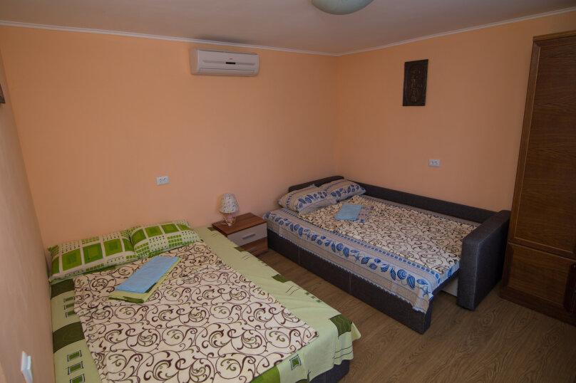 Дом для отдыха, 40 кв.м. на 8 человек, 2 спальни, Кастельская, 6, Лазурное, Алушта - Фотография 16