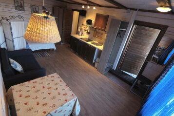 Домик-студия для двоих на озере Таватуй, 30 кв.м. на 2 человека, 40 лет Октября, Таватуй - Фотография 4
