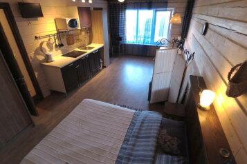 Гостевой домик-студия для двоих на озере Таватуй, 30 кв.м. на 2 человека, 40 лет Октября, 10, Таватуй - Фотография 4