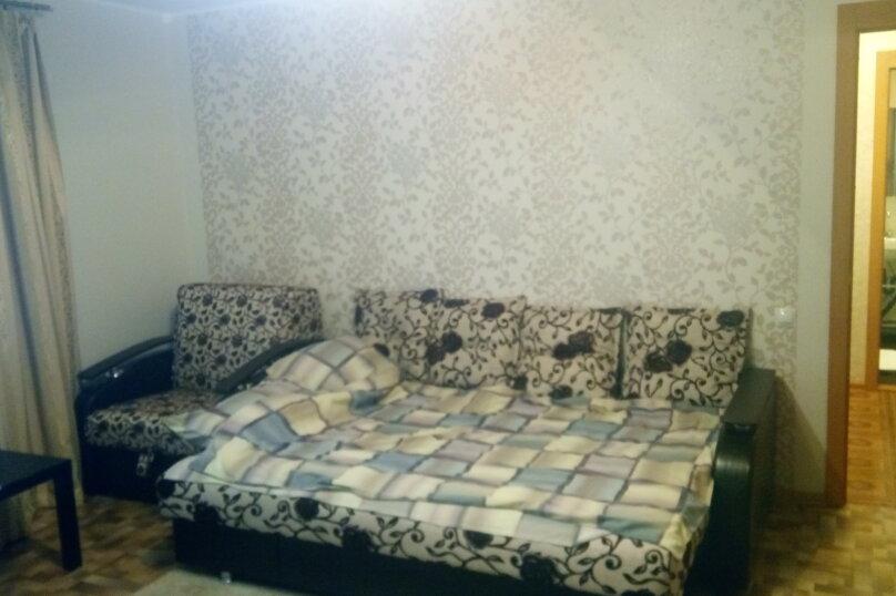 1-комн. квартира, 37 кв.м. на 2 человека, Февральская улица, 25, Ростов - Фотография 6