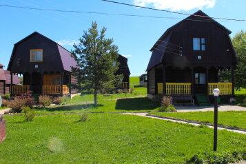 Коттедж, 60 кв.м. на 6 человек, 2 спальни, Шиболовская, Деденево - Фотография 1