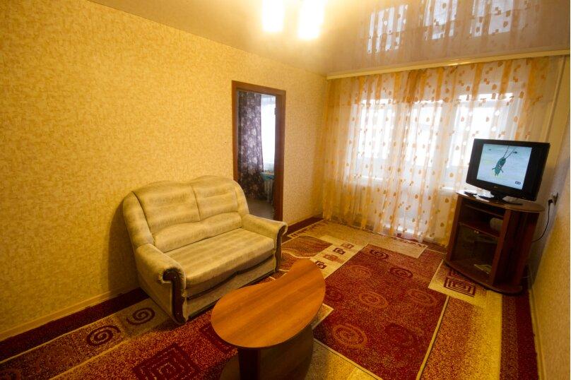 2-комн. квартира, 50 кв.м. на 4 человека, улица Достоевского, 16, Новосибирск - Фотография 8