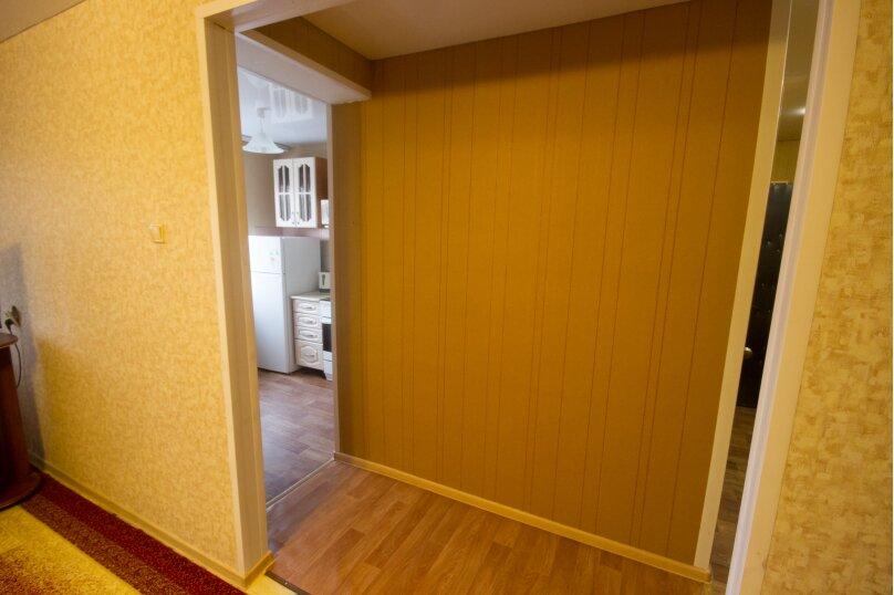 2-комн. квартира, 50 кв.м. на 4 человека, улица Достоевского, 16, Новосибирск - Фотография 14