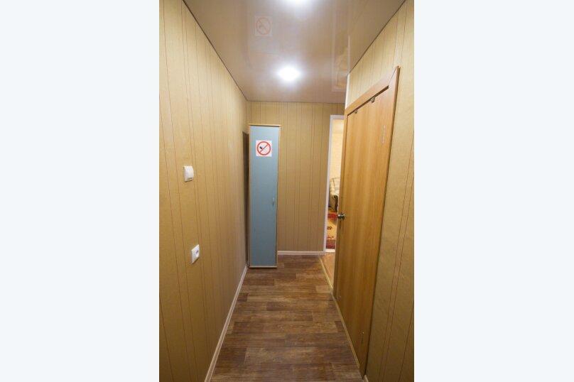 2-комн. квартира, 50 кв.м. на 4 человека, улица Достоевского, 16, Новосибирск - Фотография 15