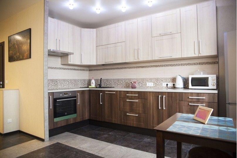 2-комн. квартира, 68 кв.м. на 4 человека, Коммунальная улица, 1, Петрозаводск - Фотография 8
