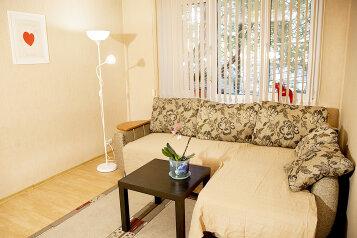 2-комн. квартира, 48 кв.м. на 6 человек, Русаковская улица, 12к2, Москва - Фотография 1