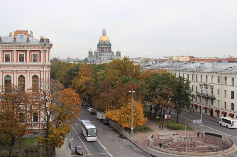 2-комн. квартира, 45 кв.м. на 4 человека, Галерная улица, 26, Санкт-Петербург - Фотография 7