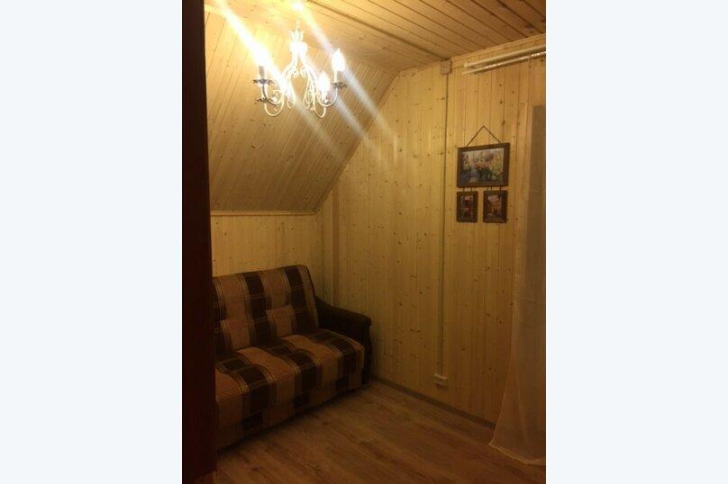 Дом у озера, 90 кв.м. на 8 человек, 2 спальни, дер. Голубково, Центральная, 15А, Санкт-Петербург - Фотография 8