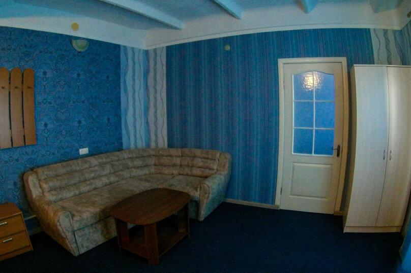 2х комнатный Люкс с мини кухней, Новая улица, 53, Поповка - Фотография 5