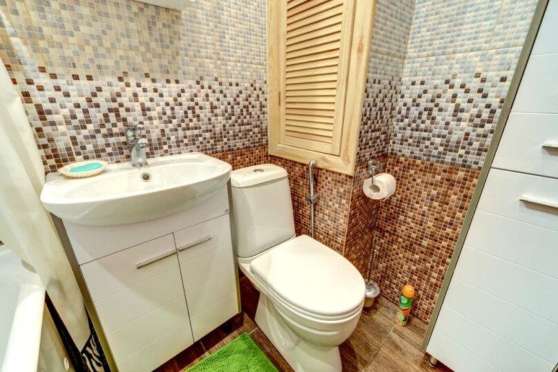 1-комн. квартира, 30 кв.м. на 3 человека, Московский проспект, 205, Санкт-Петербург - Фотография 21