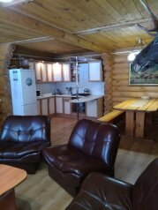 Дом рыбака и охотника. Рыбинка., 100 кв.м. на 8 человек, 3 спальни, д. Бараново, ул. Моложская, Весьегонск - Фотография 1