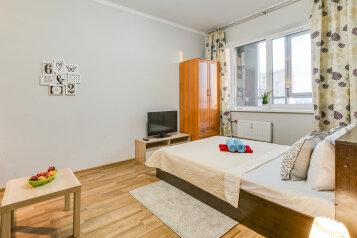 1-комн. квартира, 45 кв.м. на 4 человека, Московский проспект, 183-185А, Санкт-Петербург - Фотография 2