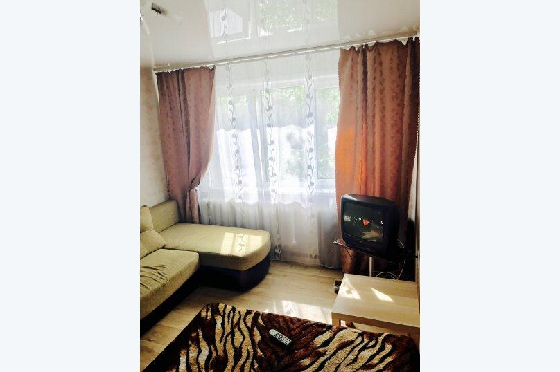 1-комн. квартира, 18 кв.м. на 4 человека, Аэровокзальная улица, 8Д, Красноярск - Фотография 2