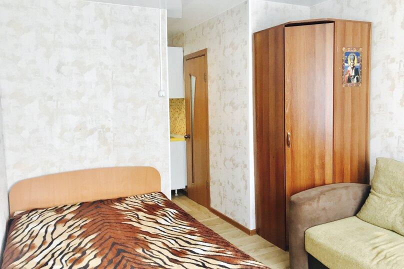 1-комн. квартира, 18 кв.м. на 4 человека, Аэровокзальная улица, 8Д, Красноярск - Фотография 4