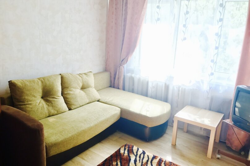 1-комн. квартира, 18 кв.м. на 4 человека, Аэровокзальная улица, 8Д, Красноярск - Фотография 7