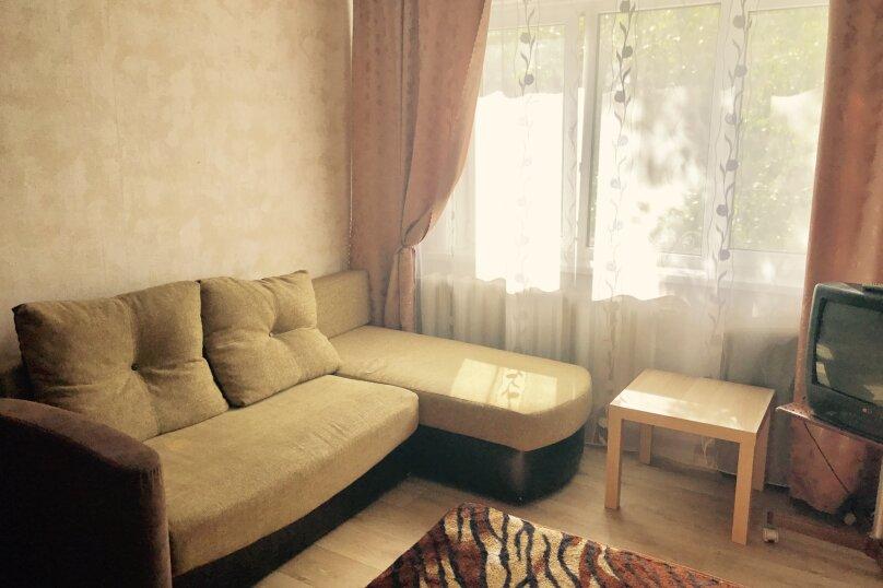 1-комн. квартира, 18 кв.м. на 4 человека, Аэровокзальная улица, 8Д, Красноярск - Фотография 8