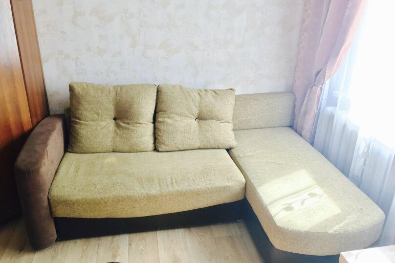 1-комн. квартира, 18 кв.м. на 4 человека, Аэровокзальная улица, 8Д, Красноярск - Фотография 9
