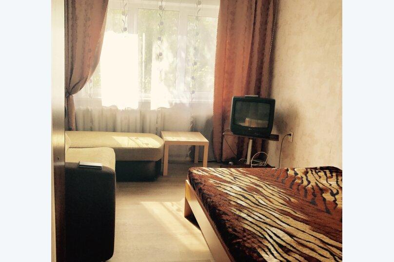 1-комн. квартира, 18 кв.м. на 4 человека, Аэровокзальная улица, 8Д, Красноярск - Фотография 13