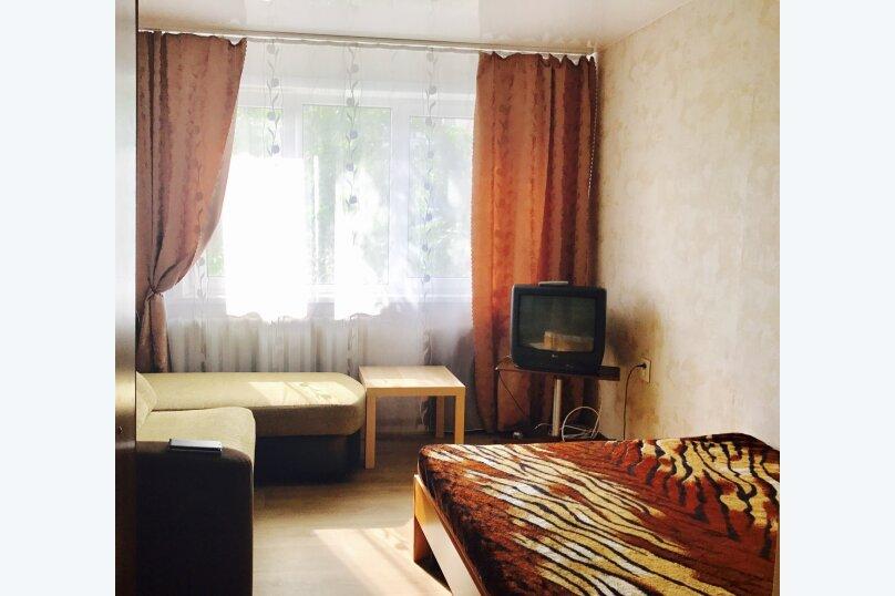 1-комн. квартира, 18 кв.м. на 4 человека, Аэровокзальная улица, 8Д, Красноярск - Фотография 14