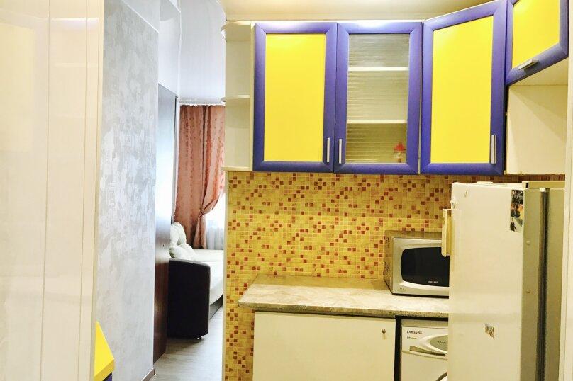 1-комн. квартира, 18 кв.м. на 4 человека, Аэровокзальная улица, 8Д, Красноярск - Фотография 16