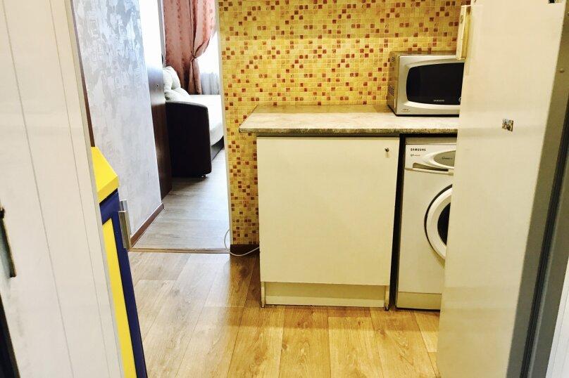 1-комн. квартира, 18 кв.м. на 4 человека, Аэровокзальная улица, 8Д, Красноярск - Фотография 17