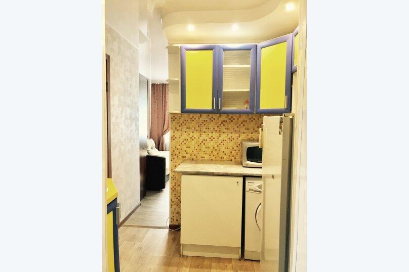 1-комн. квартира, 18 кв.м. на 4 человека, Аэровокзальная улица, 8Д, Красноярск - Фотография 18