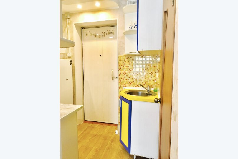 1-комн. квартира, 18 кв.м. на 4 человека, Аэровокзальная улица, 8Д, Красноярск - Фотография 19