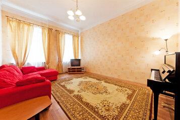 3-комн. квартира, 85 кв.м. на 8 человек, улица Маяковского, Санкт-Петербург - Фотография 2