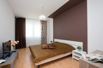 1-комн. квартира, 40 кв.м. на 4 человека, улица Степана Разина, Екатеринбург - Фотография 1