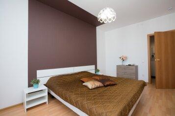 1-комн. квартира, 40 кв.м. на 4 человека, улица Степана Разина, Екатеринбург - Фотография 4