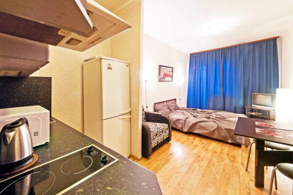 1-комн. квартира, 27 кв.м. на 3 человека, Варшавская улица, 23к1, Санкт-Петербург - Фотография 1