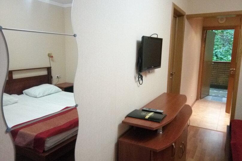 Двухместный номер с двуспальной кроватью, улица Вилиса Лациса, 6к1, Москва - Фотография 3