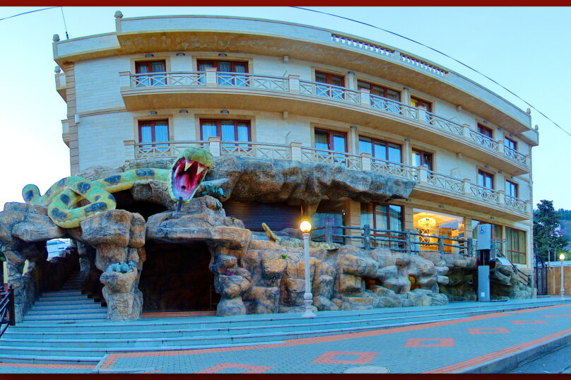 """Отель """"Дельфин"""", Коммунистическая улица, 8 на 55 номеров - Фотография 1"""