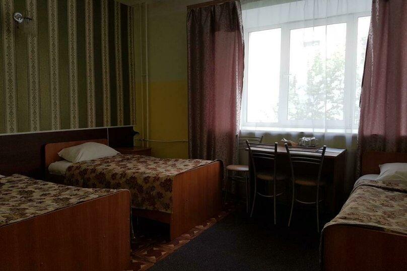 Трехместный номер, Медовый переулок, 5с2, метро Электрозаводская, Москва - Фотография 3