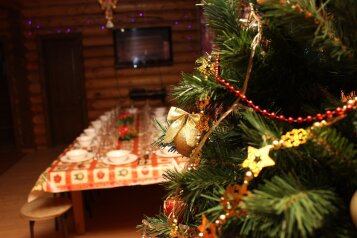Уютный коттедж на Голубом озере , 180 кв.м. на 15 человек, 4 спальни, Снт бодрость , Казань - Фотография 3