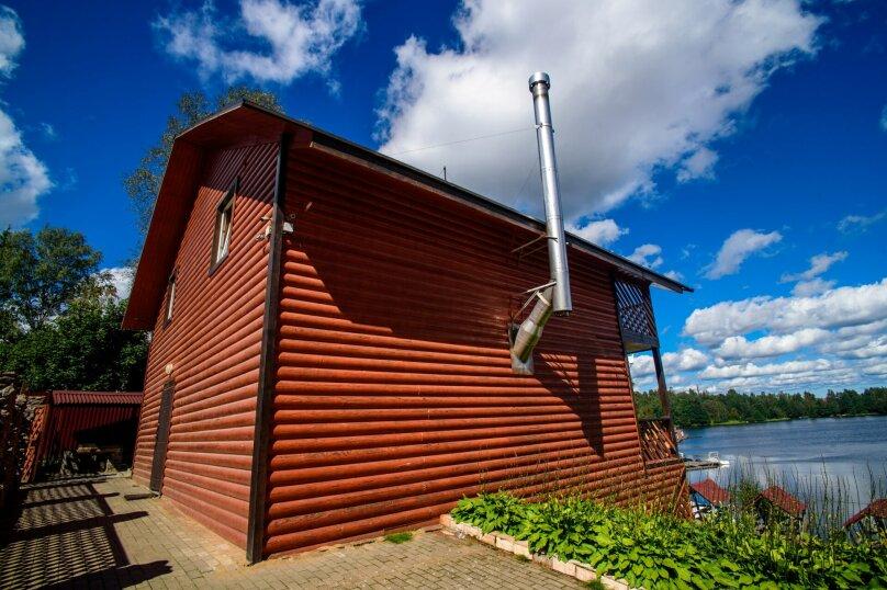 Загородный клуб на берегу озера, Офицерская улица, 23 на 6 номеров - Фотография 24